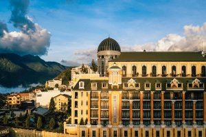 Combo Hotel De La Coupole Sapa
